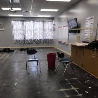 Before Picture of Classroom
